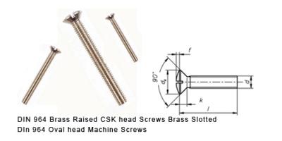 din_964_brass_raised_csk_head_screws_brass_slotted_din_964_oval_head_machine_screws