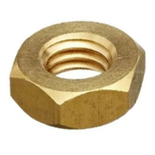 Hex Nuts Brass Nuts