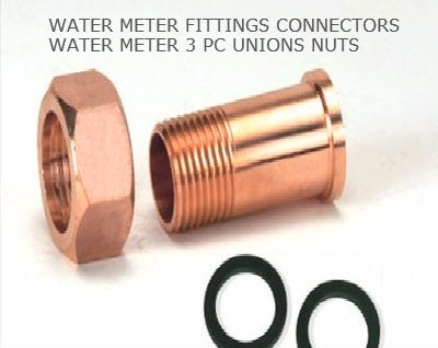 water-meter-fittings-unions-nuts-coupling-brass-fittings