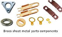 Sheet Metal parts Pressed parts Sheet metal Components