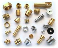 Brass CNC parts Brass CNC components Screw machine parts