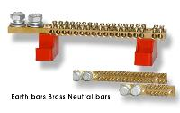 Earth bars Brass Neutral bars