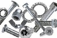 STAINLESS STEEL THREADED FASTENERS SCREWS NUTS BOLTS MACHINE SCREWS WASHERS FASTENERS