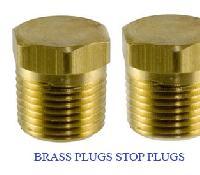 Brass Plugs Stop Plugs Brass Pipe Plugs