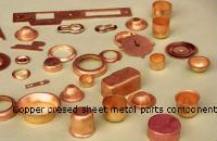 CopperSheet metal Parts Brass Copper Sheet Metal Parts