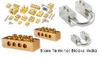 Brass terminal blocks, Tin plated Brass terminal blocks, Brass terminals, Electrical Brass terminal blocks, Neutral Blocks, Neutral terminals, Brass neutral links, terminal bars, neutral blocks,heavy duty Brass terminal blocks, Brass terminal blocks manufacturers Jamnagar, Brass terminal blocks manufacturers suppliers india, Copper terminal blocks, Copper earth bars