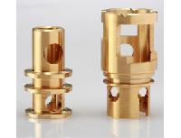 Brass CNC Machined Parts turned parts CNC parts  Components