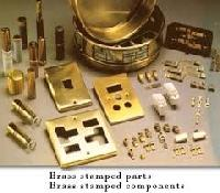Stamped Parts Brass Stamped Components